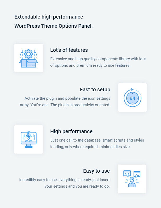 Themekit Options - WordPress Theme Option Panel - 1